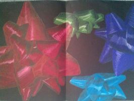 Art Project. Bows by RuokDbz98