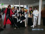 Bleach Group and a Genesis by Ravi-saw-us2011