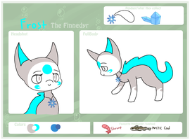 GIFT Frost reference sheet by 3D-BITES