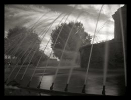 Water Fountain by GeneAut