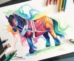 90- Draft Horse Commission by Lucky978
