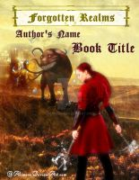Premade Book Cover--Fantasy by Alimera