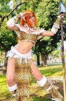 nidalee cosplay by neliiell