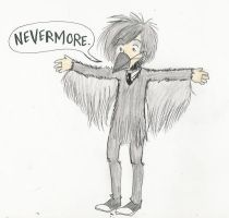 RX 365: nevermore. by ZOMBIES-GO-RAWR