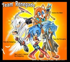 Team Renegade-by tikel by Team-Renegade-Fans