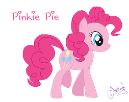 Pinkie Pie by Ameyal