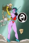 Futura from Filmation s Ghostbusters by violencejack666