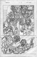 Wolverine 'the worst there is' Page9 by jakebilbao