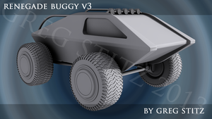 V3 Renegade Buggy 003 by GregStitz