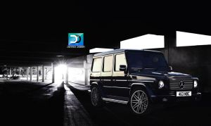 Mercedes benz G500 by DennoxDesign