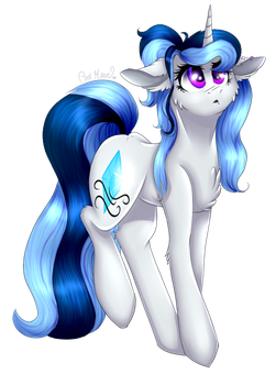 Diamond Spark (AT) by CoolMoonXX