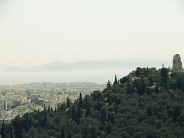 Athens Around by PSujka