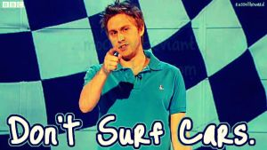 Russell Howard.. Dont Sur by mockthedeviant