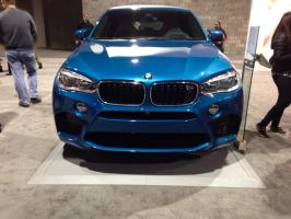 Bmw x6 by geovailpintor