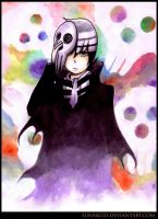 SHINIGAMI-KUN by sunako21