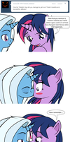 Ask Twixie Tumblr: #1 by Dekomaru