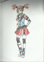 Gaige The Mechromancer by LucyHeartfilia17