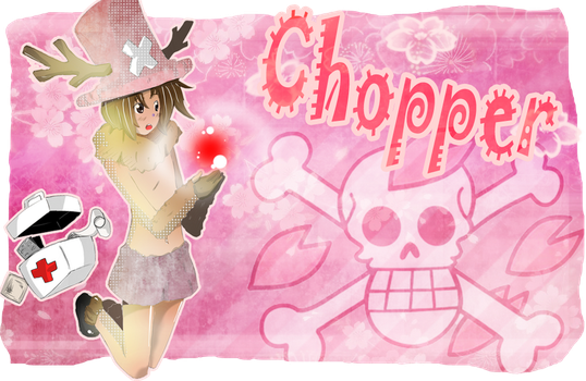 Chopper by champi-chan
