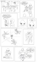 The Greyscale Years - Comic Con Adventures #3 by Meeoko