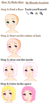 How To Make Hair by Bloody-Scarlett