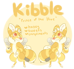 Kibble Ref by HoneyDipply
