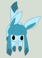 Glaceon by Buneary