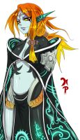 Midna Big Sis by ManiacPaint