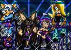 Metal band by Kirby-54
