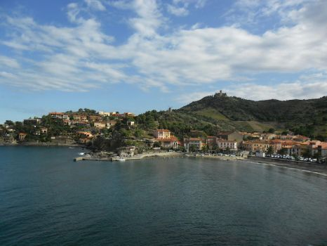A Collioure by mjvictoriano