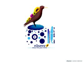 Vector abstract by sQueez