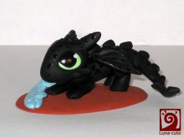 baby Toothless by Luna-cuteXD