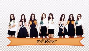 [PNG PACK/RENDER] RED VELVET ( OH MY NEWS ) (2) by babyjung2