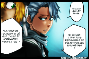 Bleach 466 Hitsugaya Face by Sined-Style