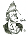 New Franky Charcoal by KaizokuShojo