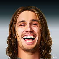 James Franco by nkunited