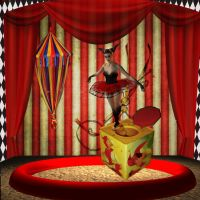 Circus Freak by Reddawgi