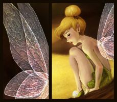 And Pixie Dust: Details by toughtink