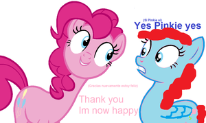 Pinkie Pie and Star Light by Fluttershyart8884