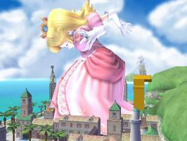 Super huge Peach snapshot 5 by ZatchHunter