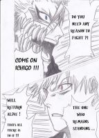 Ichigo - Grimmjow Manga page 2 by scamed