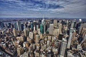 NYC View 1 by SpeediRacer87