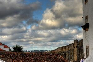 More and more castle clouds by ruivazribeiro