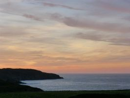 North Coast Sunset by martinemes