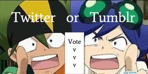 Vote For Tenkai Knights! by OcFreeDinosaur