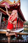 Macross Frontier : Passion Red by thebakasaru