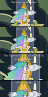 Cloven sequel to Myst Little Pony by MoonlitBrush