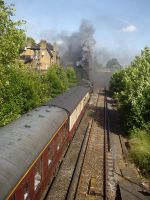 The Cathedrals Express by Swirlything