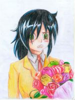 tomoko kuroki by secretosycolores