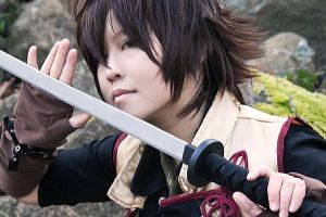 Souji Okita - the swordman by dark1110