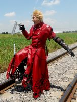 Vash III by alsquall